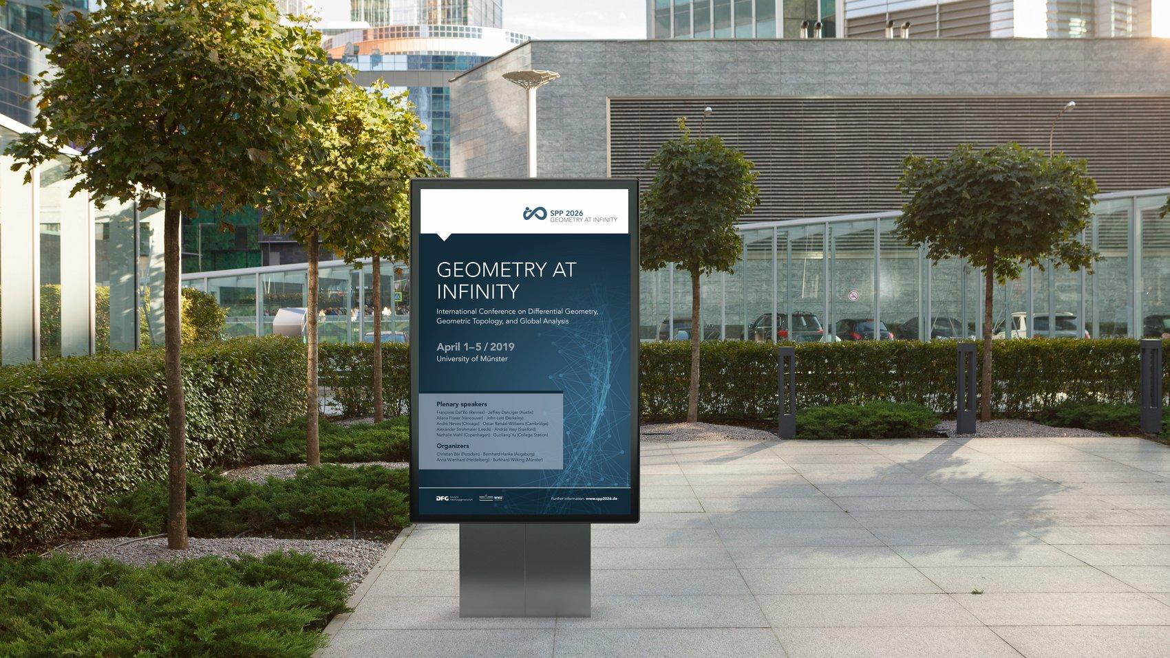 Corporate Design – Wir setzen den visuellen Anker für die Wissenschaft.