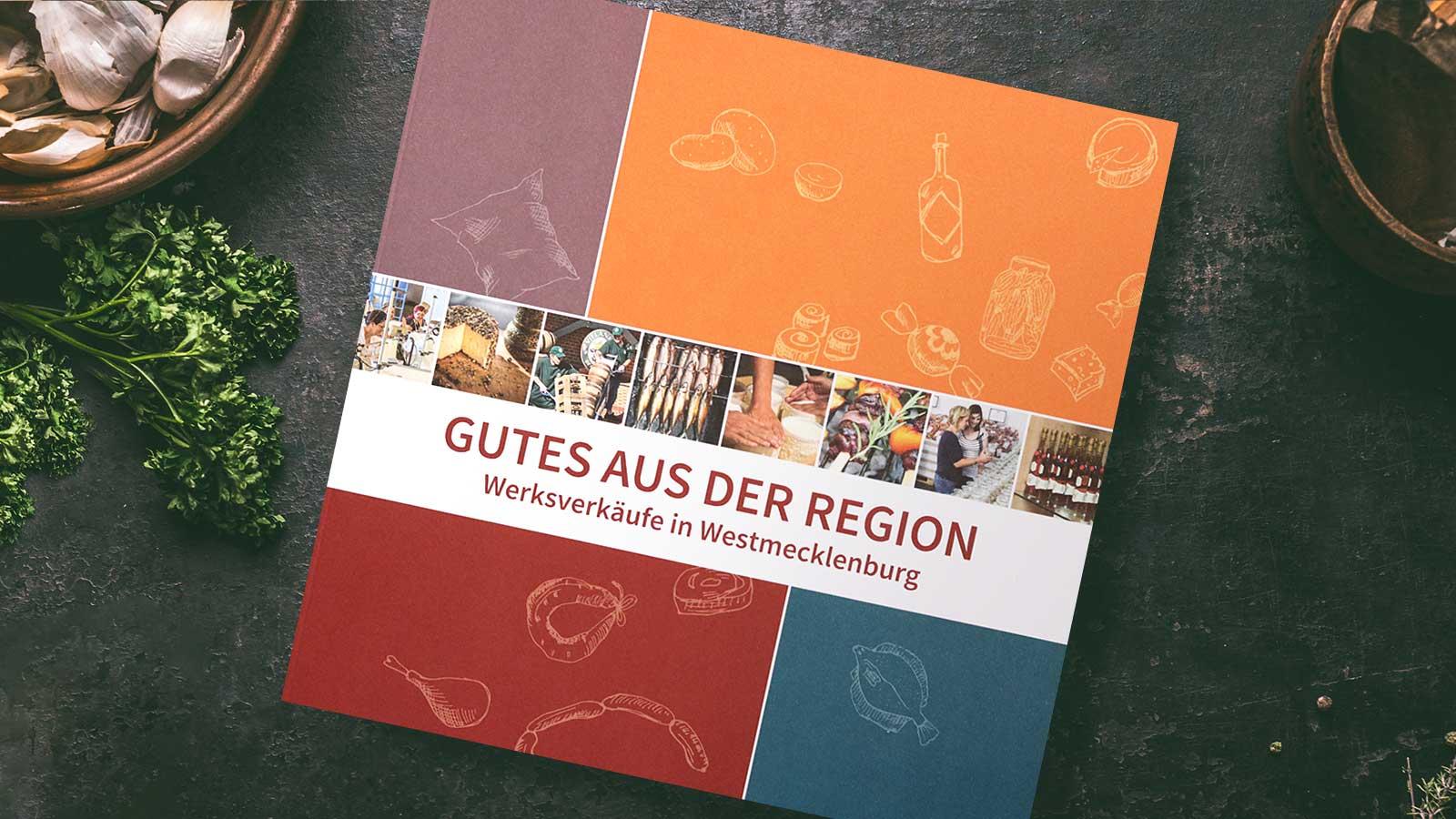 Werksverkauf-Broschüre – Auf Entdeckungstour in Westmecklenburg.